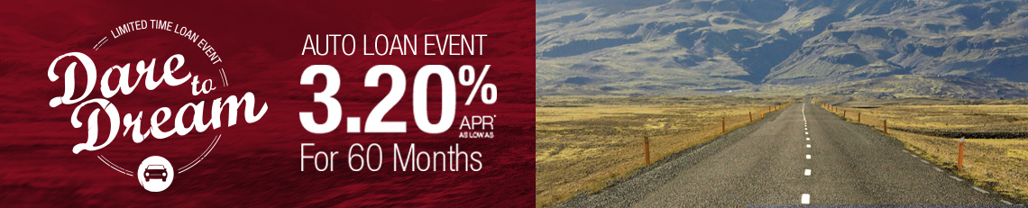 Great auto loan rates for a limited time